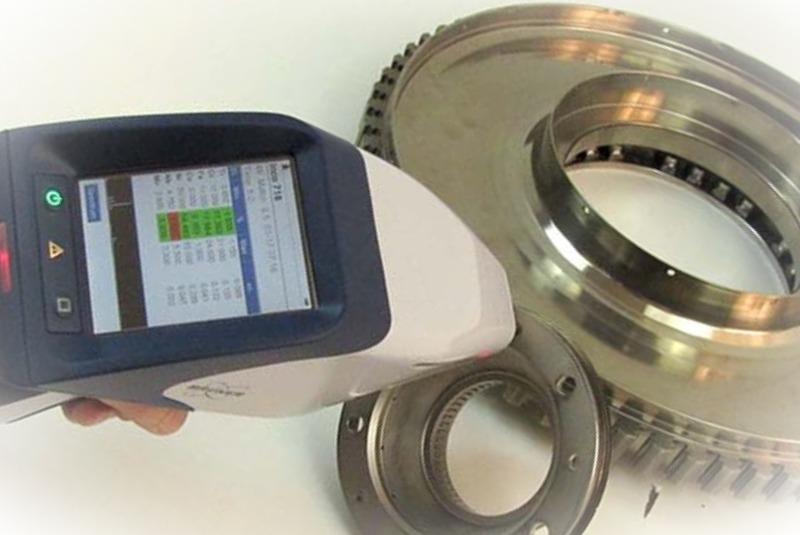 Спектрометр для металлолома
