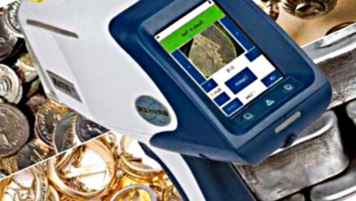 Спектрометр S1 TITAN – анализ состава ювелирных изделий