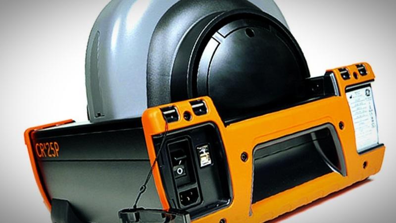 CRx25P - портативная система компьютерной радиографии