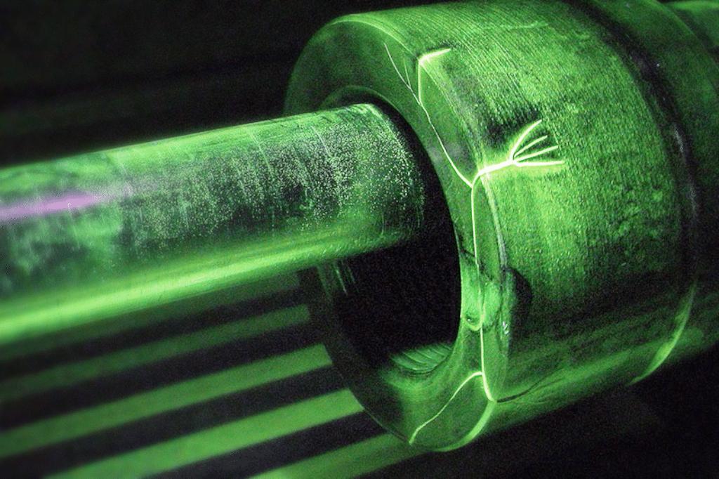 Ультрафиолет в магнитном контроле