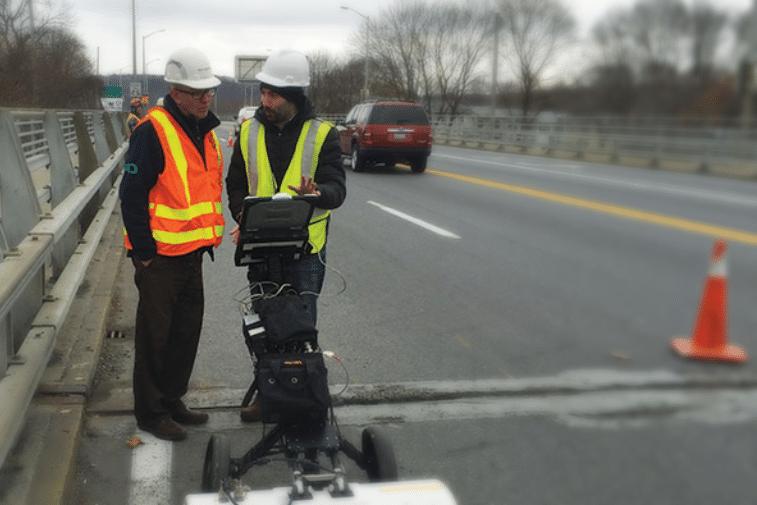 Неразрушающий контроль дорог