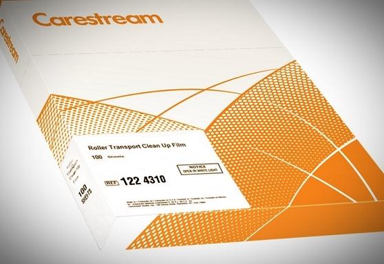Рентгеновская пленка Carestream (KODAK) MXBE имеет основу ESTAR BASE