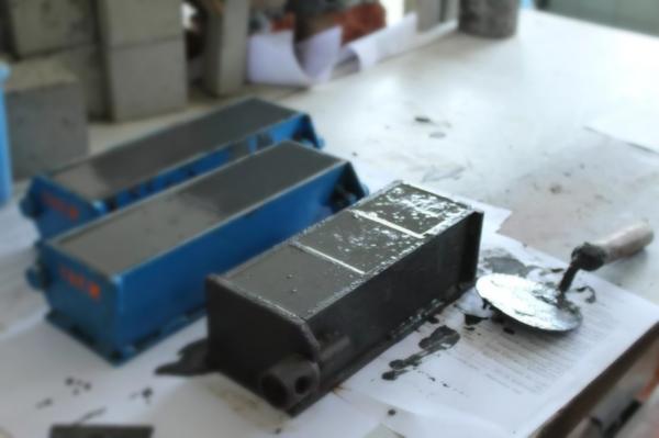 замес бетона метод испытаний