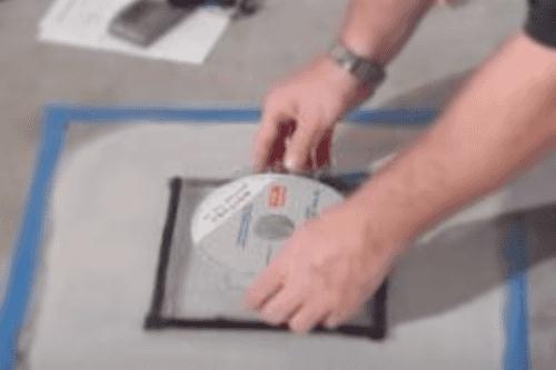 Определение влажности бетона шаг 5