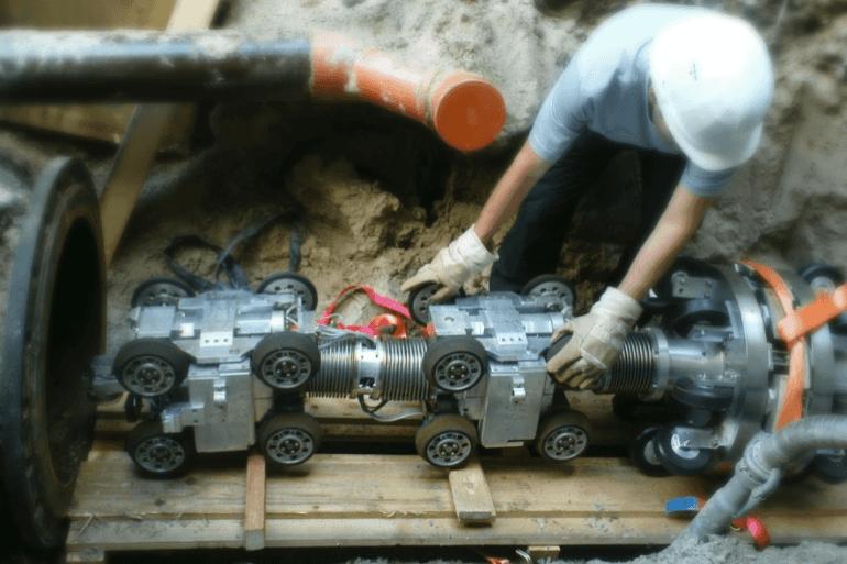 инспекция трубопроводов