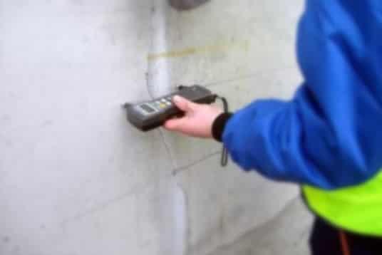 Неразрушающий контроль бетона