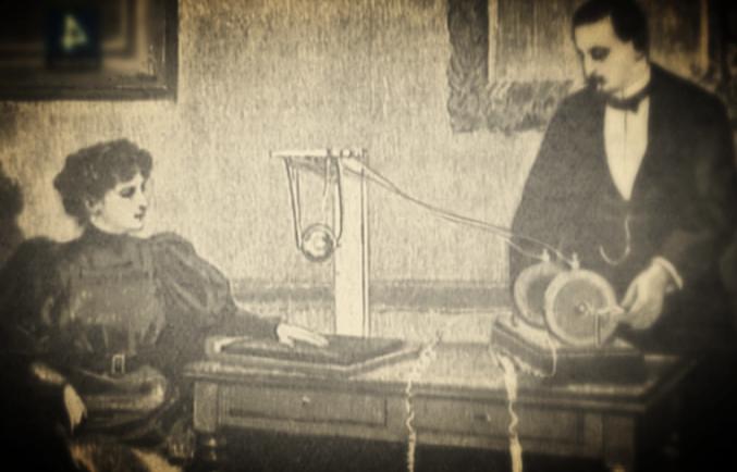 первый снимок в истории рентгенографии