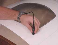 прибор для измерения лакокрасочного слоя