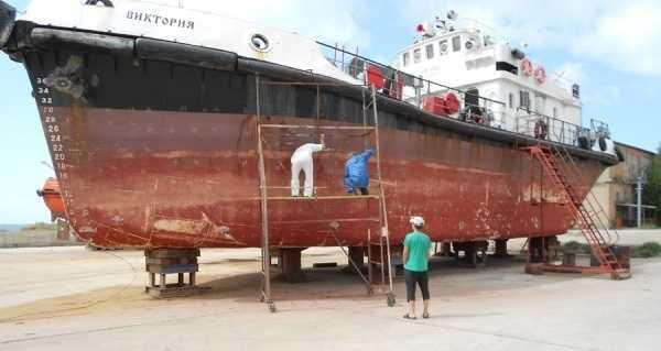 Ремонт кораблей и судов