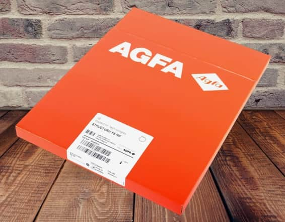 Agfa F8 NIF