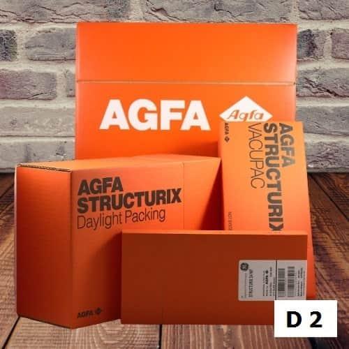 Купить пленку Agfa D2