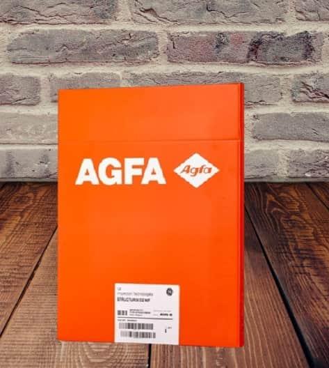 Рентгеновская пленка AGFA Structurix D2