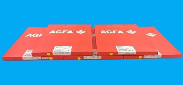 Agfa CP-BU рентгеновская пленка